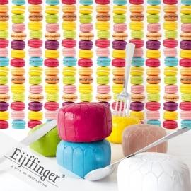 Eijffinger Wallpower Wonders Behang 321536 Macaroon Mania/Koek/Suikergoed Fotobehang