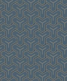 Dutch Wallcoverings Onyx Behang M26201 Modern/Abstract/Grafisch