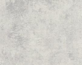 AS Creations New Walls Behang 37425-4 Uni/Structuur/Modern/Zilvergrijs
