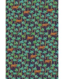 Eijffinger Rice 2 Behang 383607 Scandinavisch/Palmboom/Panter Fotobehang