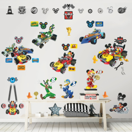 Walltastic Disney Mickey and the Roadster Racers 45613 Stickers - Dutch Wallcoverings