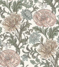 Rasch Salisbury Behang 553130 Bloemen/Natuurlijk/Landelijk
