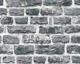 AS Creation Elements Behang. 36140-4 Stenen/Baksteen/Landelijk/Natuurlijk