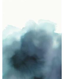 Eijffinger Waterfront Fotobehang 300913 Aquarelle Blue/Modern/Natuurlijk