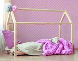 Behangexpresse Happy Living Fotobehang TD4069 Ynez/Bloemen/Retro/a Spark of Happiness Behang