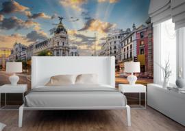 AS Creation Designwalls Fotobehang DD118692 Gran Via/Steden/Landen/Madrid/Travelling/