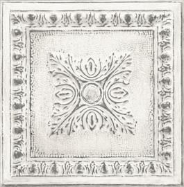 Dutch Wallcoverings Trilogy Behang FD24031 Tegel/Ornament/Verweerd/Vintage
