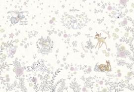 Komar Home Imagine Edition 4 Fotobehang 8-4023 Best of Friends/Disney/Botanisch/Dieren/Kids