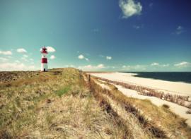 AS Creation Designwalls Fotobehang DD118654 Lighthouse/Vuurtoren/Natuur/Strand/Zee/Travelling