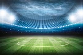 AS Creation Wallpaper 3 XXL Fotobehang 471600 L Stadion/Voetbal/Middenstip/Pitch