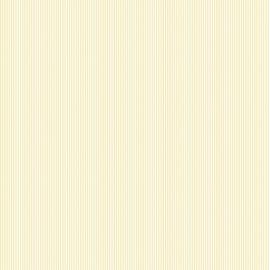 Noordwand Miniatures 2 Behang G67859 Smalle Streepjes/Strepen/Landelijk/Romantisch/Geel