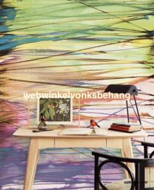 Eijffinger Stripes+  Behang 377208 Strepen/Autumn/Abstract/Fotobehang