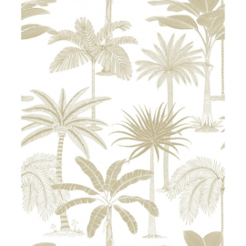 Hookedonwalls Jungle Jive Behang 36504 Bomen/Planten/Botanisch