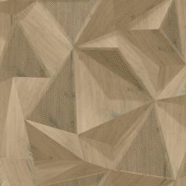 Dutch Wallcoverings Onyx Behang M35108 Modern/Grafisch/Abstract