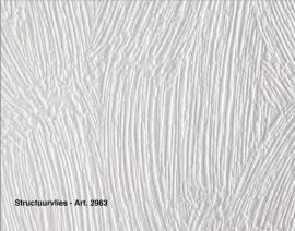 Intervos 2963 Structuurvlies/Vlies/Overschilderbaar/Vlies Behang