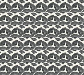AS Creation Karl Lagerfeld Behang 37847-3 Modern/Waaier/Grafisch