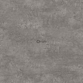 Origin Matieres Stone Behang 349-347566 Natuursteen met craquele effect/Modern/Landelijk