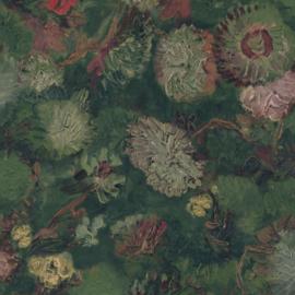 BN Wallcoverings van Gogh 2 Behang 220001 Chinese Aster/Bloemen/Landelijk/Klassiek