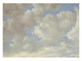 Kek Amsterdam Behang WP-229 Golden Age Clouds 2 Fotobehang - Dutch Wallcoverings