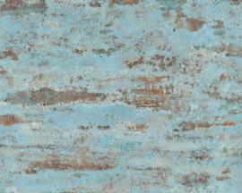 AS Creation New Studio 2.0 Behang 37415-3 Uni/Structuur/Strepen/Verweerd/Modern