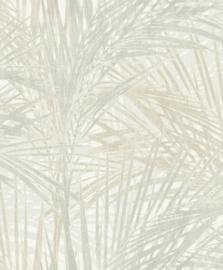 BN Wallcoverings/Voca Zen Behang 218741 Palm Lust/Bladeren/Botanisch/Natuurlijk