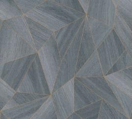AS Creation Elements Behang 36133-3 Hout/Modern/Grafisch/Lijnen