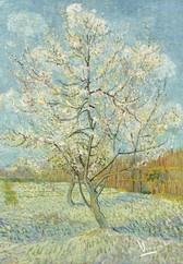 Van Gogh BN Wallcoverings Behang 30541 Peach Tree /Boom/Natuur Fotobehang