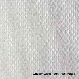 Intervos 1401 Glasweefsel/Vlies/Overschilderbaar/Jute Behang