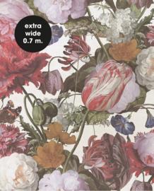 Help mijn man is klusser Aflevering 10 Mei Eijffinger Behang Masterpiece 358005 Bloemen