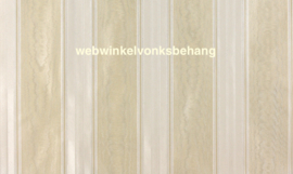 Royal Dutch 7464-0 Glans Vinyl Streep Behang - Dutch Wallcoverings