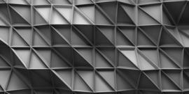 AS Creation AP Digital4 Behang DD108876 3D Look Grey/Modern/Diepte/Grijs Fotobehang