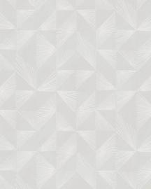 @Walls Schoner Wohnen/New Modern Behang 31842 Luce/Grafisch/Modern/Grijs