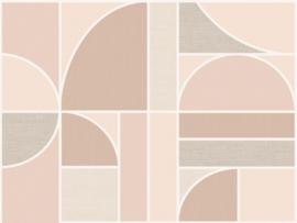 BN Studios/BN Wallcoverings Murals Fotobehang 200470 Senso/Timeless Stories/Grafisch/Modern