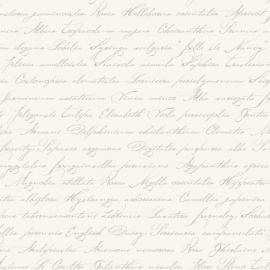 Esta Home Ginger Behang 128031 Romantisch/Geschreven Tekst