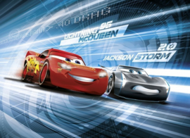 Noordwand/Komar Disney Edition4 Fotobehang 4-423 Cars 3 Simulation/Auto's/Race/Kinderkamer Behang
