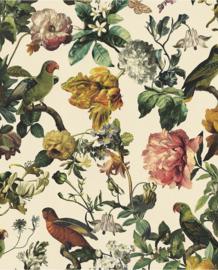 VTWonen/Weer verliefd op je huis/SBS6 Aflevering 6 December Eijffinger Museum 307301 Vogels/Bloemen/Botanisch