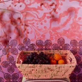 Eijffinger Raval Behang 341597 Indiana Coral/Planten/Bloemen Fotobehang