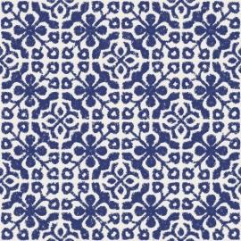 Esta Home Ginger Behang 128044 Etnisch/Ornament/Blauw