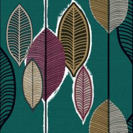 Noordwand Casa Mood Behang 27018 Modern/Bladeren/Retro/Natuurlijk