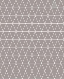 Noordwand Kids@Home Individual Behang 32-830 Triangolin Gris/Grafisch/Driehoek/Modern
