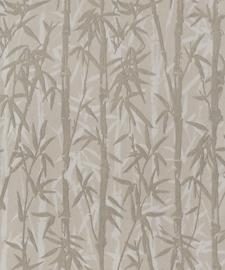 BN Wallcoverings/Voca Zen Behang 220324 Bamboo Graden/Bamboe/Natuurlijk/Landelijk/Takken/Bomen