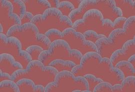 Hookedonwalls Exotique Behang 17261 Cumulus/Natuurlijk/Wolken
