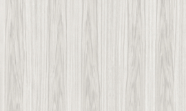 Arte Ligna Behang 42051 Roots/Hout/Exclusief Wandbekleding Lichtgrijs
