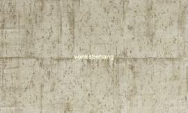 Arte Cobra Behang CA31  Kurk/Beton/Natuurlijk/Modern/Wandtextiel