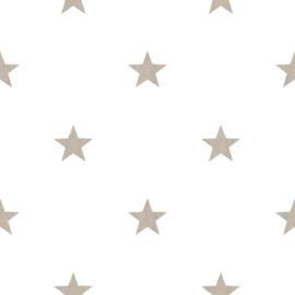 Noordwand #Hashtag Behang 11065 Sterren/Modern/Stoer/Taupe