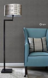 Origin Raw Elegance Behang  343-347311 Dieren/Huiden/Streep/Grijsbruin