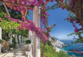 Komar Home Imagine Edition 4 Fotobehang 8-931 Amalfi/Botanisch/Bloemen