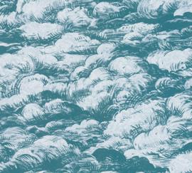 AS Creation Jungle Chic Behang 37705-3 Wolken/Natuurlijk/Landelijk