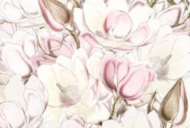 Komar Home Imagine Edition 4 Fotobehang XXL4-1031 Petals/Bloemen/Bloemblaadjes/Natuurlijk