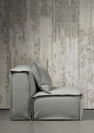 Arte Concrete Piet Boon Behang CON-06 Hout/Planken/Landelijk